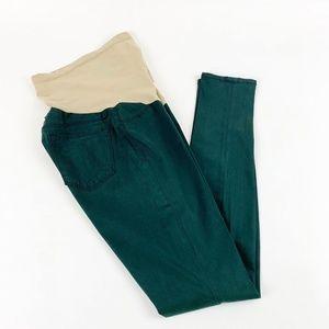 J Brand Maternity Super Skinny Forrest Jeans